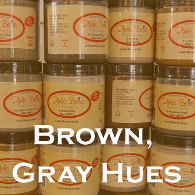 Brown, Gray Hues