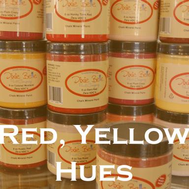 Red, Yellow Hues