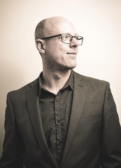Author - Simon Wiffen