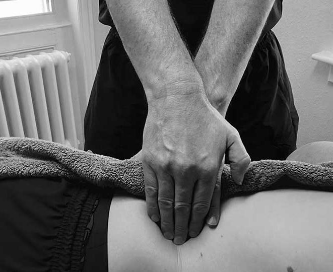 Simon Wintle - Advanced Massage Techniques