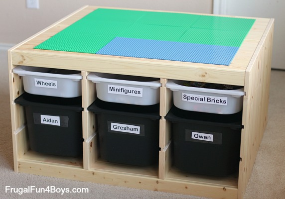 16 Make the Lego table of your kids dreams 2 via simphome