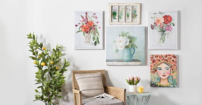 art and wall decor