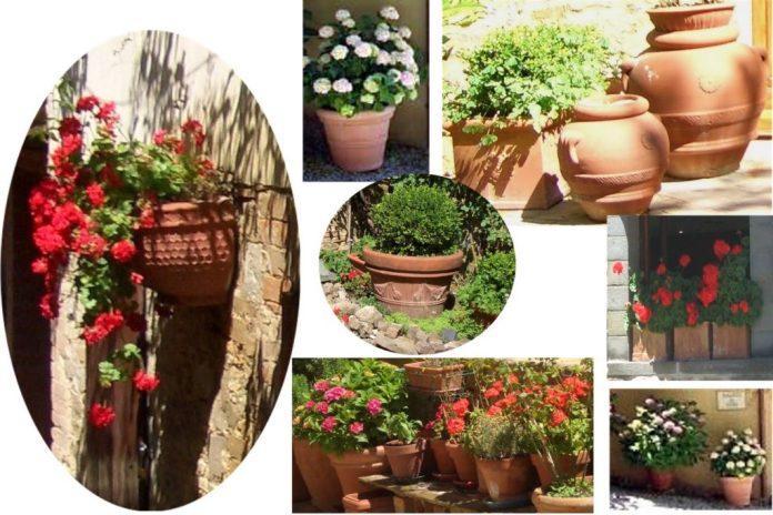 5 Outdoor decor Tuscan home decor via simphome 5