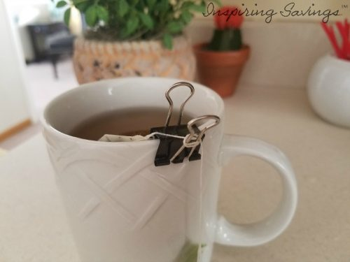 simphome tea bag