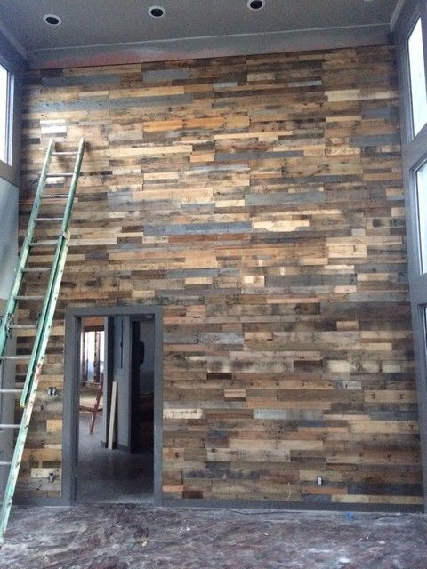 pallet wall panel