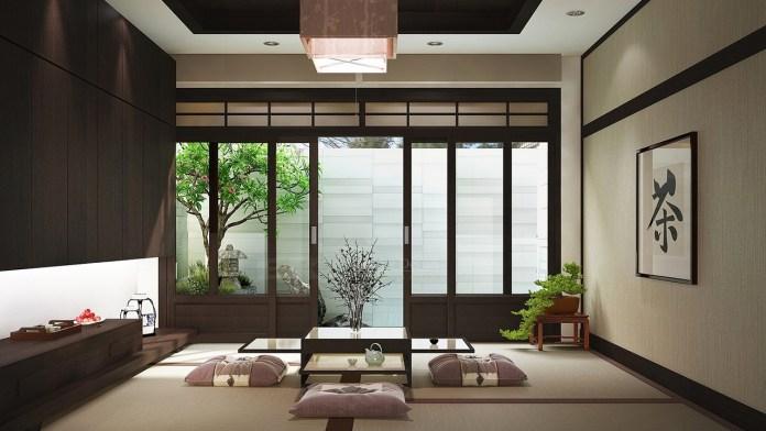 Japanese Home Décor Natural Element 3 Simphome com