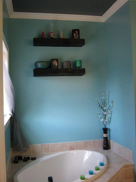 cramped bathroom