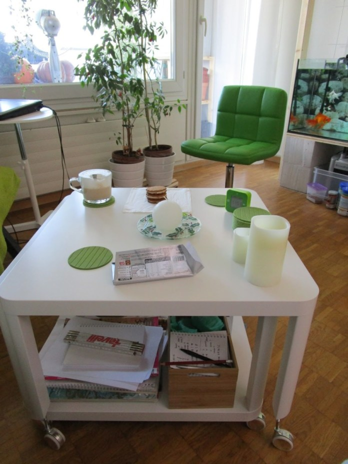 14. Double multi-position Tingby Coffee table