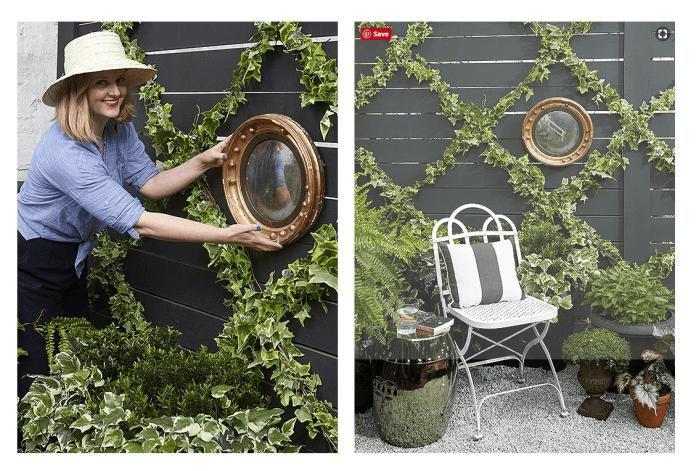 Vine garden trellis Simphome com