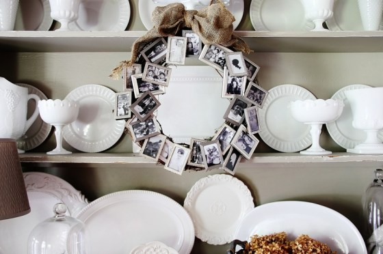 3 Picture Frame Wreath Simphome com