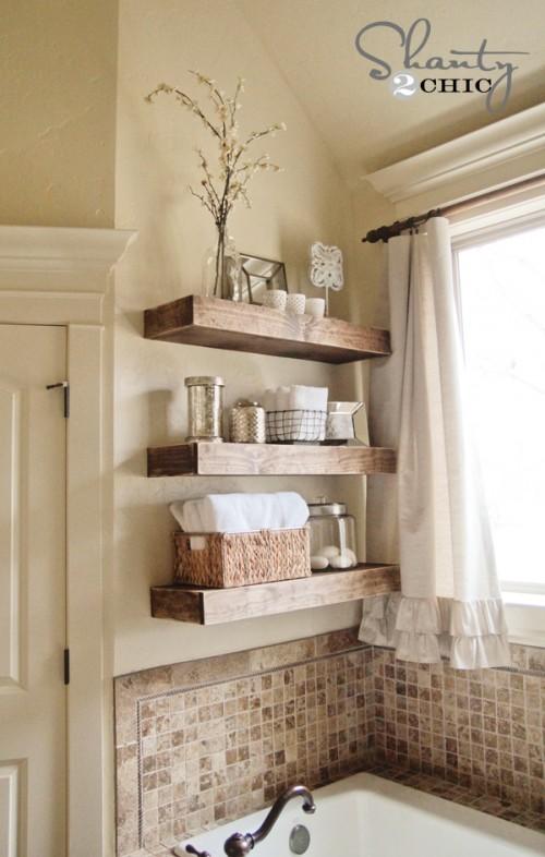 Floating Shelves shanty2chic Simphome com