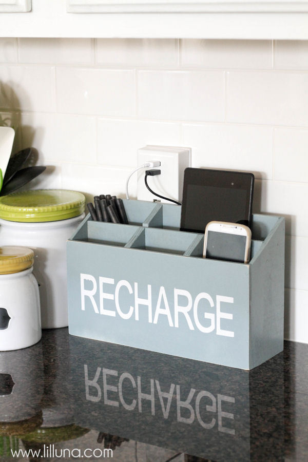 Kitchen Utensils and Charging Stations Simphome com 5