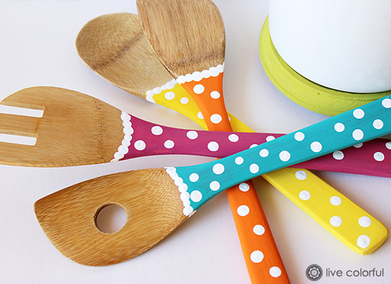 1 Be Creative with Your Kitchen Utensils via Simphome com