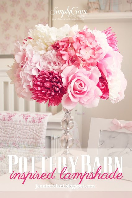 10 Flower Lampshade Simphome com