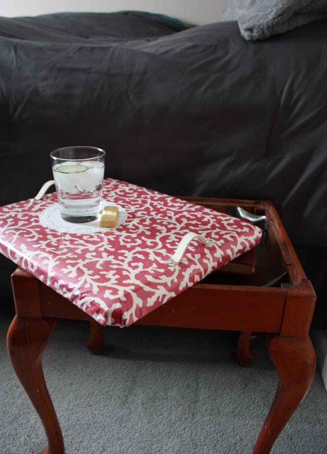 20 How To Make a 3 in 1 Upholstered Tray Bench Simphome com