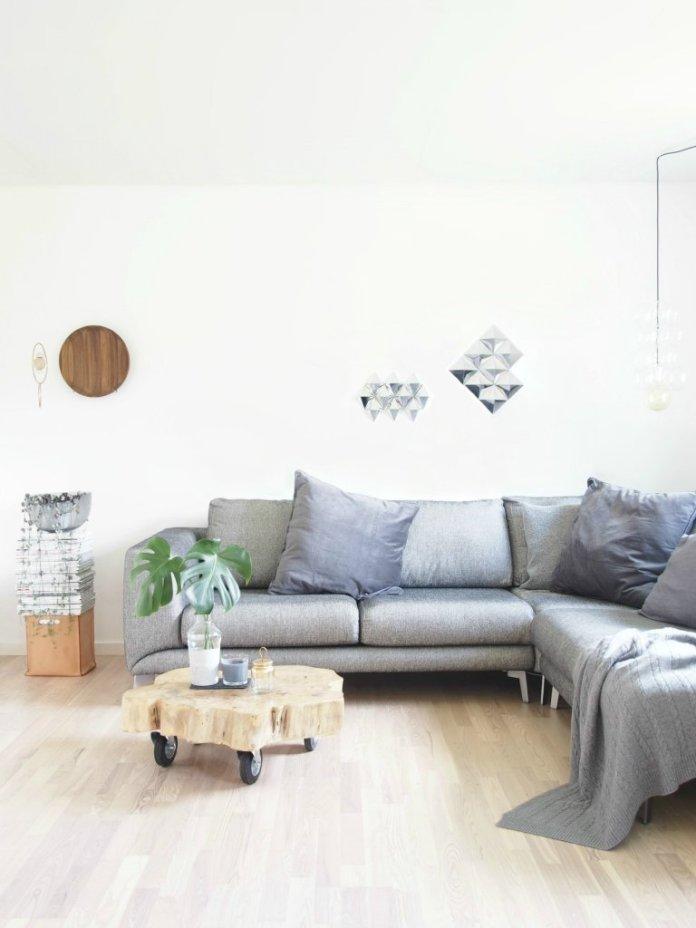 3 DIY 3 D Mirrors Diamonds for your walls Simphome com