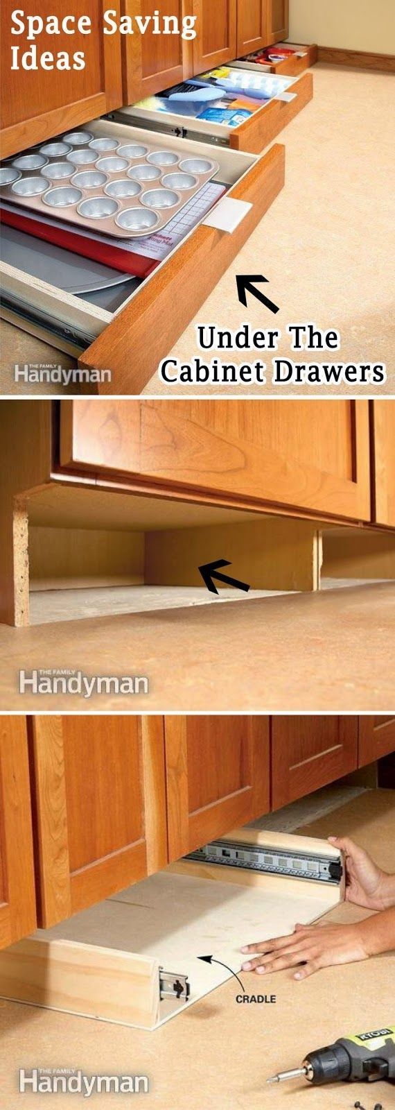 8 Under Cabinet Drawers Simphome com