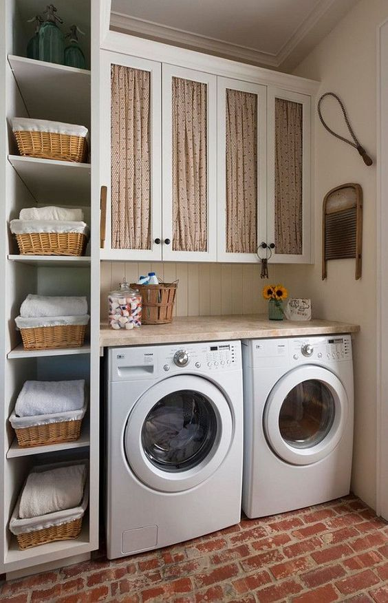 15 Laundry room idea by Detalhesdoceu Simphome