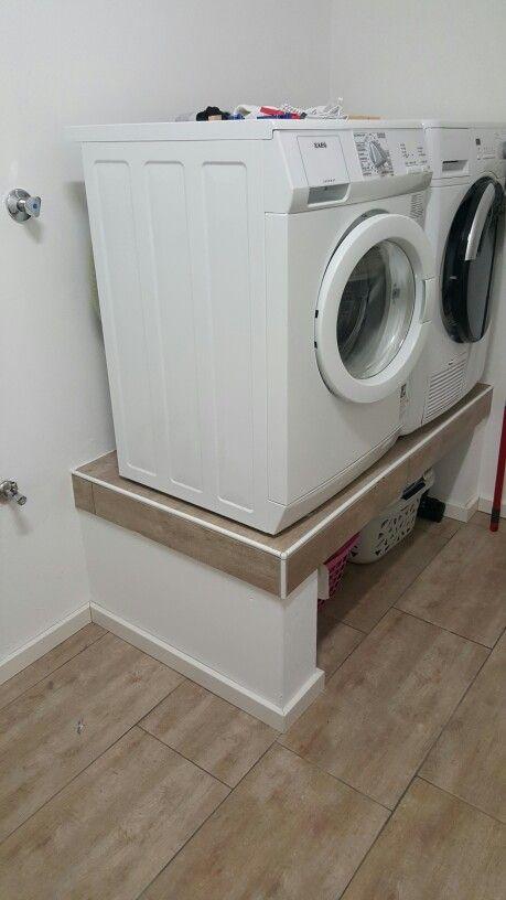 67 Podest für Waschmaschine Simphome