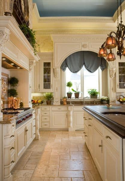130 2 Fancy Kitchen ideas via Simphome