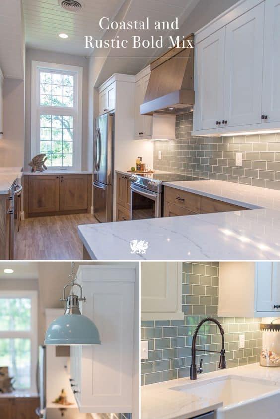 162 Ella™ marble quartz countertops via simphome