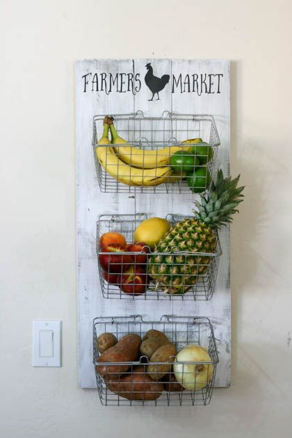 167 Fruit Organizer via simphome
