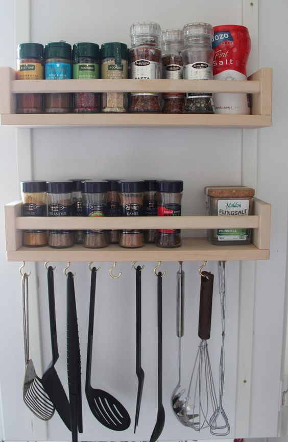 183 Wood Pallet Utensils Organizer via simphome