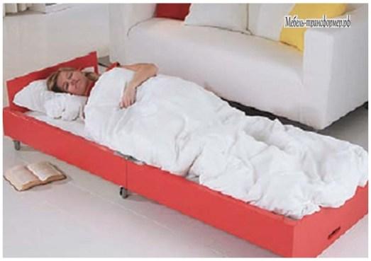 2 Folding Bed via Simphome 1