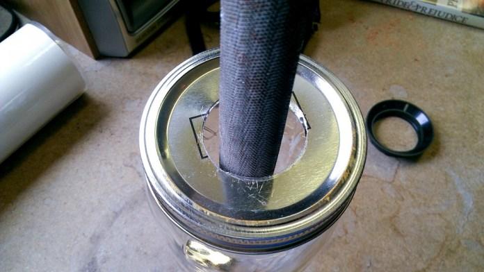 30 Mason Jar Lamp via simphome com 1