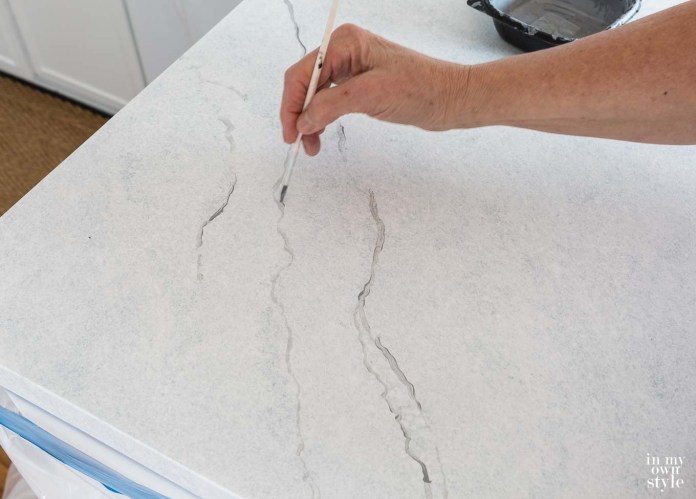 4 DIY Marble Kitchen Countertop Simphome 4