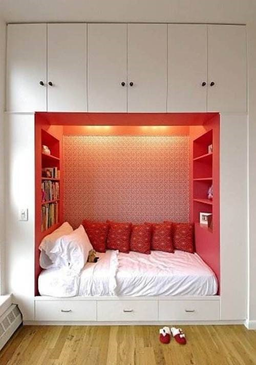 9 Beautiful Nook for Kids via simphome