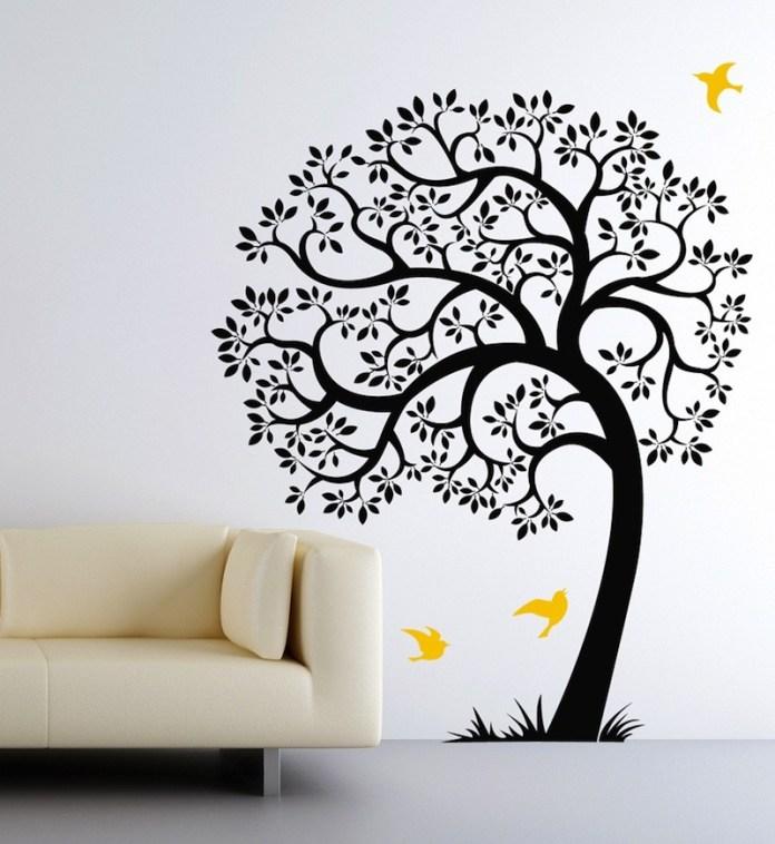 3 Mural Art via simphome
