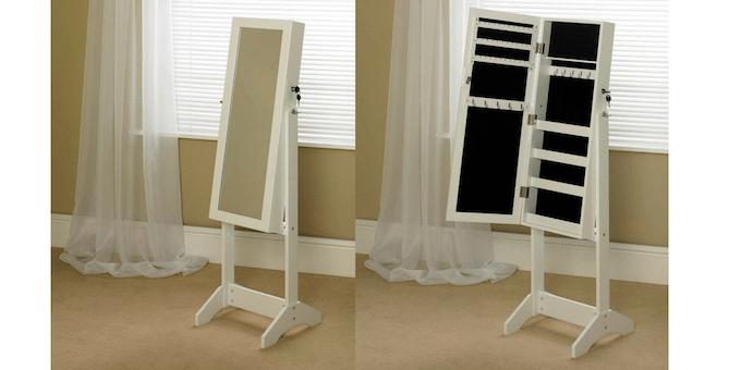 5 A Mirror with Hidden Storage via simphome