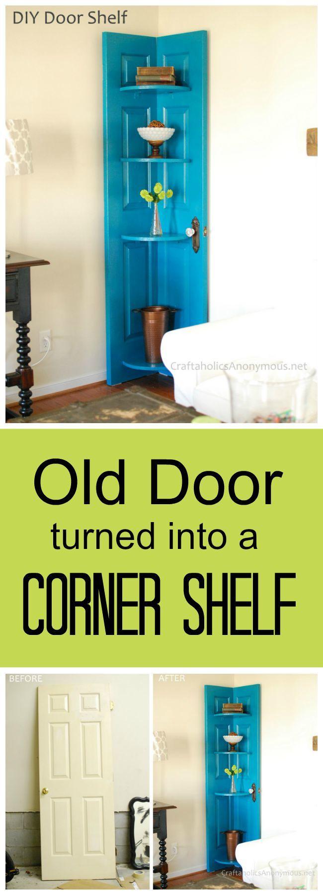 2 Corner Shelf via Simphomel