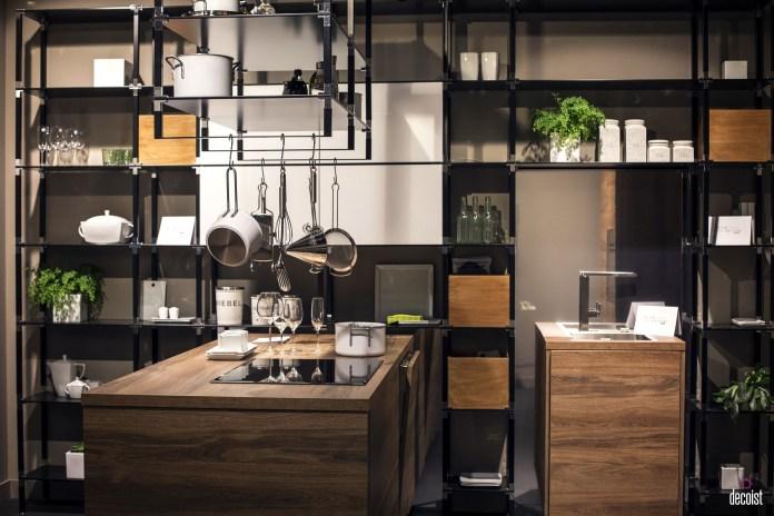 3 Low Hanging kitchen Shelving idea via Simphome 2