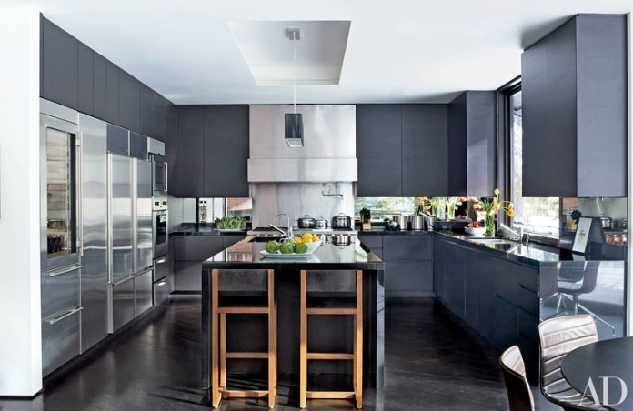 3 Traditional Kitchen to Modern One via Simphome after