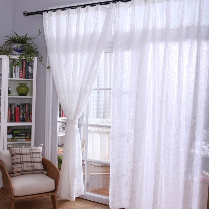 8. Say No to Drapes via Simphome