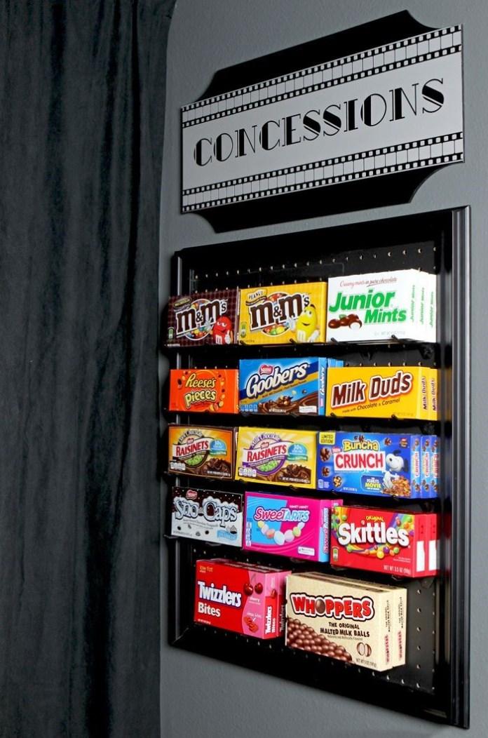 6. Snack Corner via Simphome