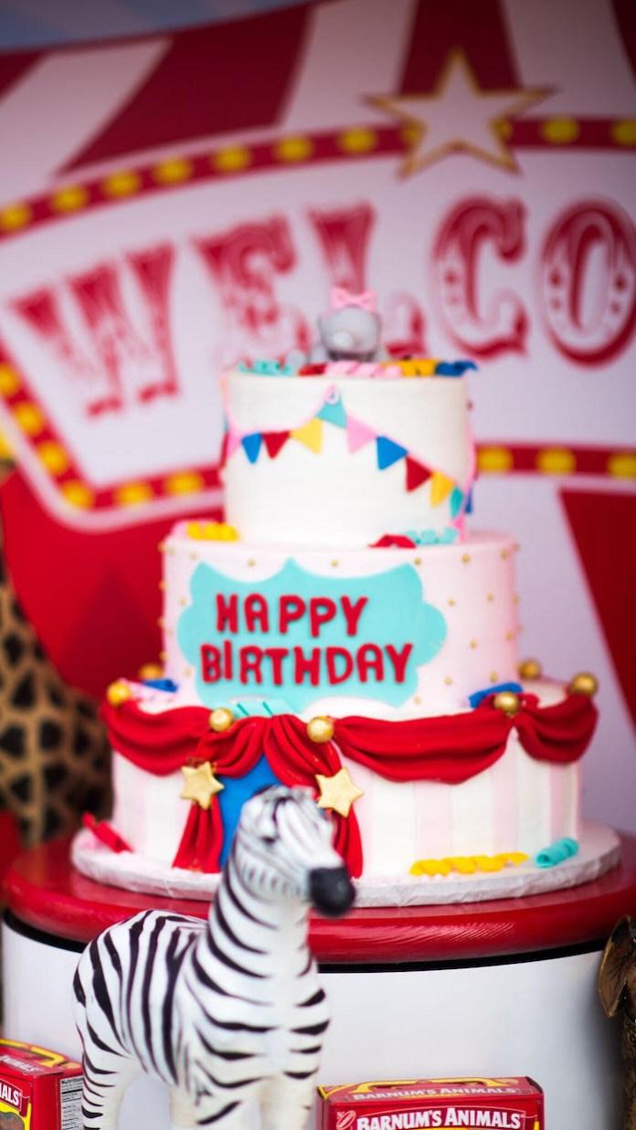 13.karas party ideas backyard carnival birthday via SIMPHOME.COM