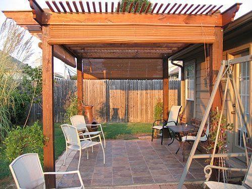 6 Get the patio partition via Simphome.com