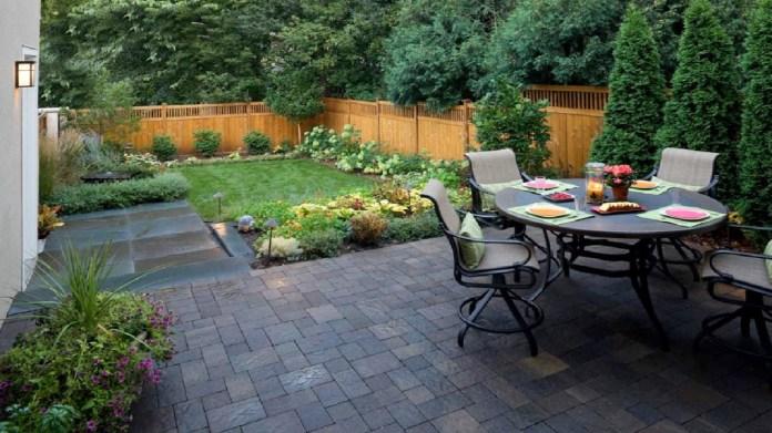14.SIMPHOME.COM fashionable design small yard landscaping designs