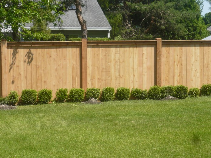 14.SIMPHOME.COM simple backyard fence ideas fence and gate ideas