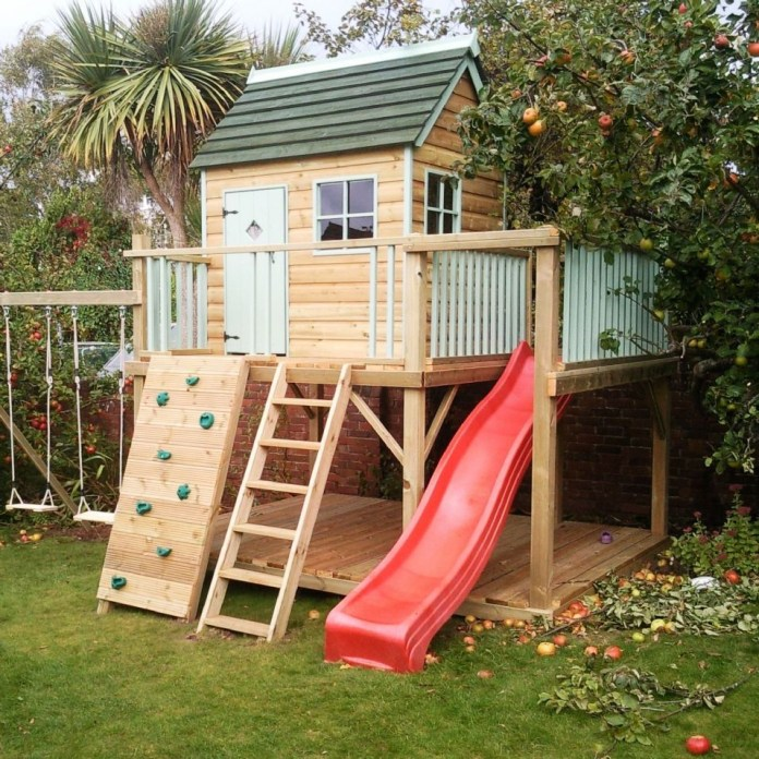 17.SIMPHOME.COM outdoor playhouses for toddlers 20 cool playhouses ideas
