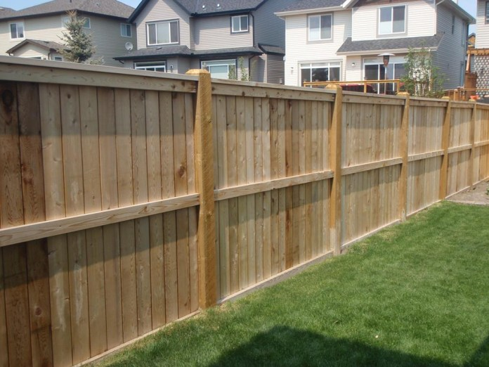 22.SIMPHOME.COM privacy fence ideas for backyard and terrace ducksdailyblog fence