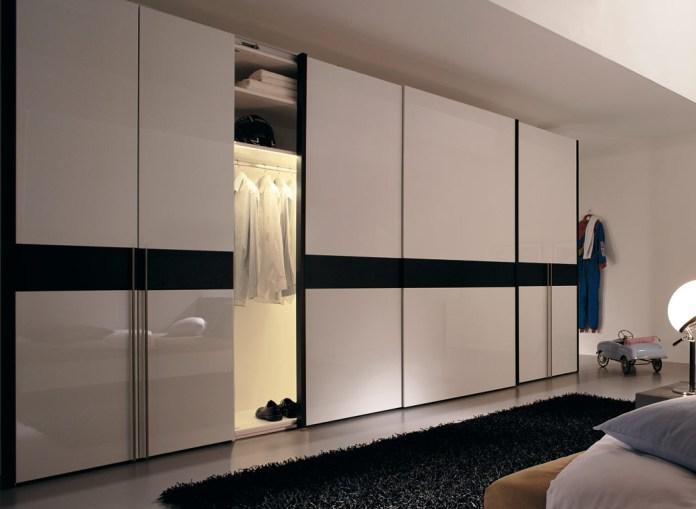 24.SIMPHOME.COM modern closet doors wardrobe gbvims makeover