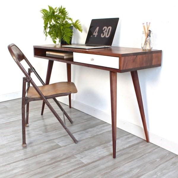 1.SIMPHOME.COM Mid Century Modern Desk