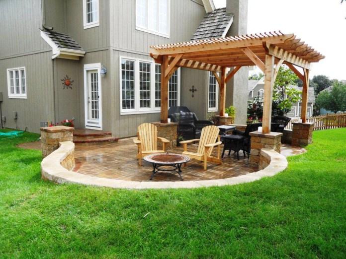 15.SIMPHOME.COM backyard deck ideas with pool outdoor pinterest design on a budget