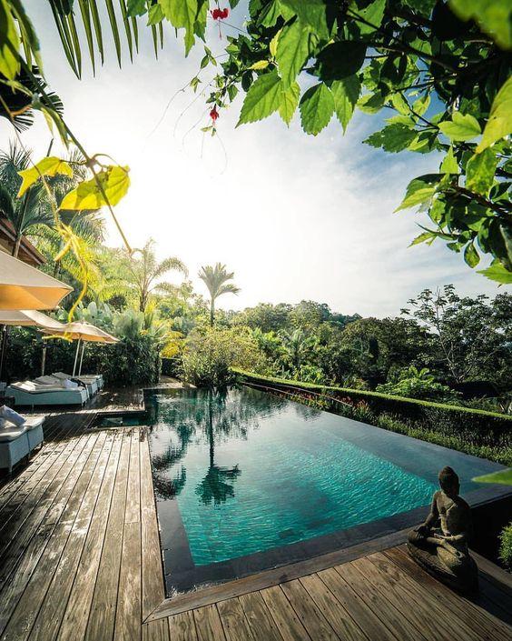 10. Simphome.com Small Tropical Garden