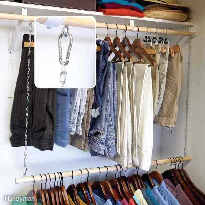 3.Simphome.com Add Another Clothes Rod