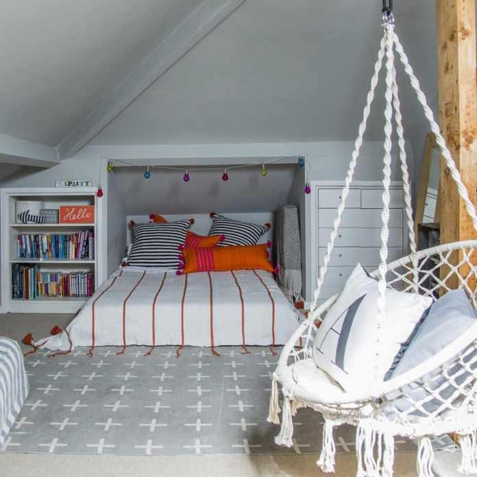 6.Simphome.com Attic Toddler Bedroom 1